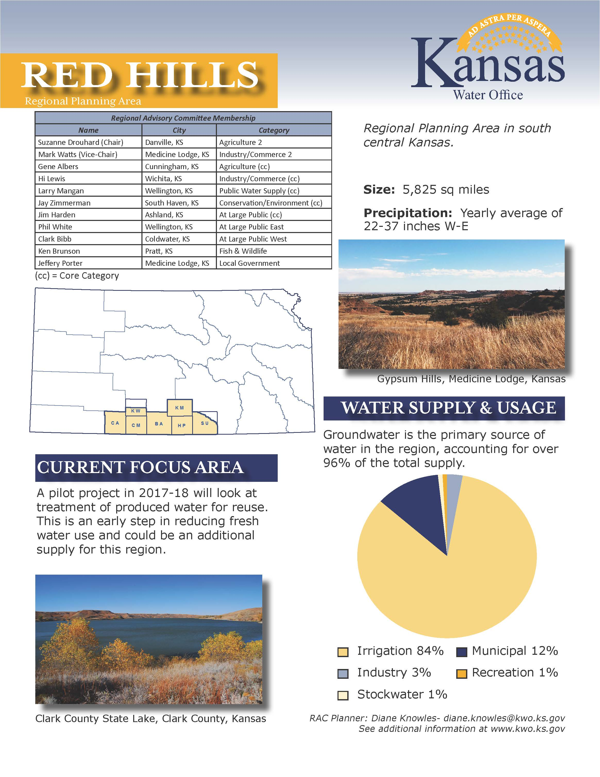 Photo of Red Hills Fact Sheet